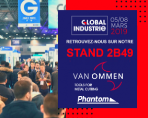 Global Industrie in Lyon from 5th until 8th of March 2019